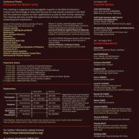 ISMOA 2021 (The 13th International Symposium on Modern Optics and Its Applications)