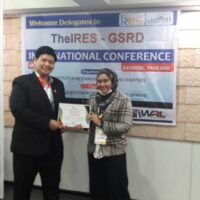 International Conference on Internet Technologies and Society