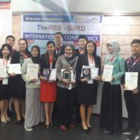 International Conference on Leadership, Entrepreneurship and Business Management