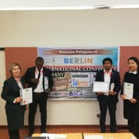 International Conference on Education, Business, Humanities and Social Sciences