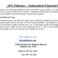 Trusted Financial Advisor Service Provider