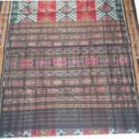 Handloom Khandua Cotton Saree